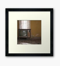 I will console you Framed Print