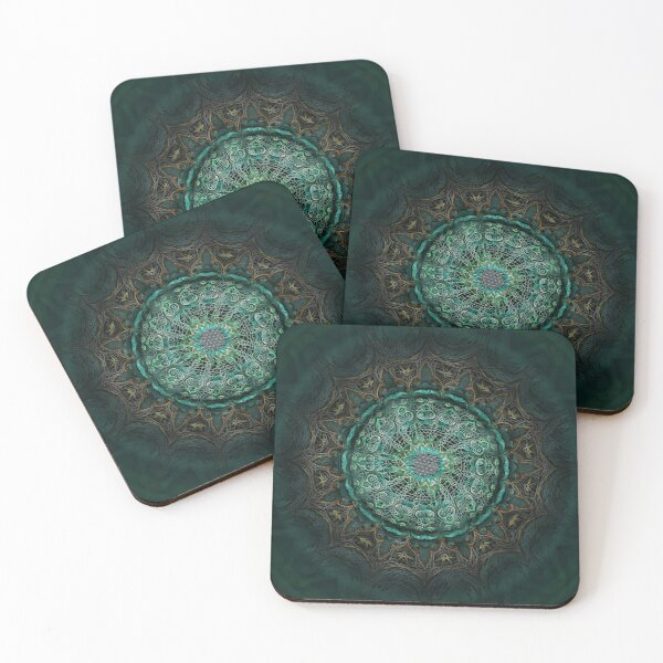We Came Out From The Deep Coasters (Set of 4)