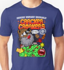 Cracker Croakers Unisex T-Shirt