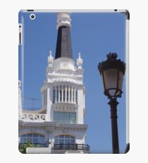 Madrid- Building 4 iPad Case/Skin