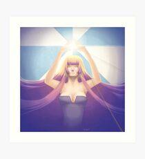 Sanari, Spirit of Rays Art Print