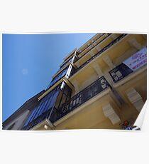 Mardid- Building 5 Poster