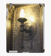 Venerable Hall Sconce iPad Case/Skin