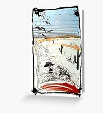 Fear and Loathing in LV Greeting Card