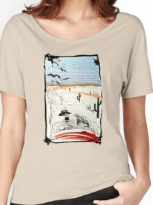 Fear and Loathing in LV Women's Relaxed Fit T-Shirt