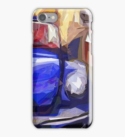 Volkswagen Digital Version iPhone Case/Skin