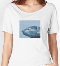 Polar bear and ice Women's Relaxed Fit T-Shirt