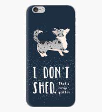 Corgi Glitter (Cardigan Welsh Corgi) iPhone Case