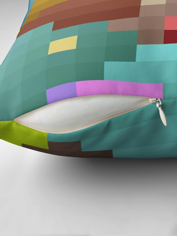 Alternate view of Procida - Italy Throw Pillow