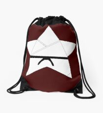 Martial Arts Star Drawstring Bag