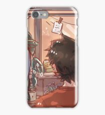 of florists and tennis shoes iPhone Case/Skin