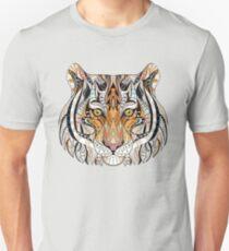 Ethnic Tiger Unisex T-Shirt