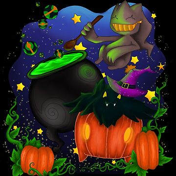 Happy Halloween by CharlotteMayhew