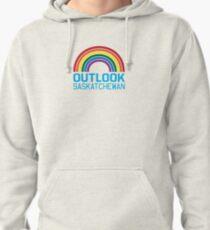 Outlook Rainbow Pullover Hoodie