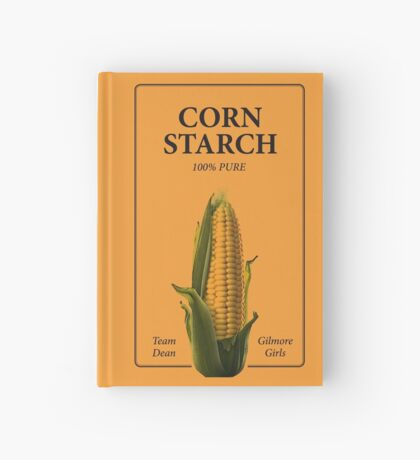 Rory's Corn Starch Hardcover Journal