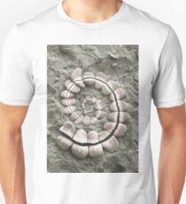 Rocky Spiral - Andy Goldsworthy Unisex T-Shirt