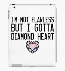 Diamond Heart iPad Case/Skin