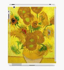Sunflowers, Vincent van Gogh iPad Case/Skin