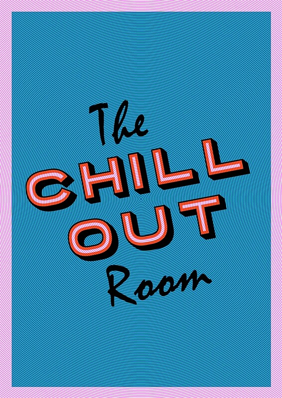 Quot The Chill Out Room Quot Posters By Drstantzjr Redbubble