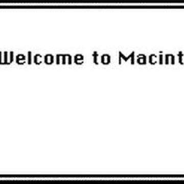 Welcome To Macintosh by Raucious