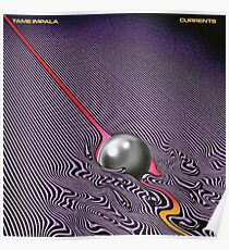 Tame Impala - Currents Album Cover Art Poster