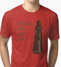 Know it by heart... Tri-blend T-Shirt