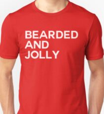 Bearded And Jolly T-Shirt