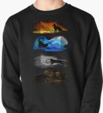 Warrior Cats: Four Elements, Four Clans Pullover