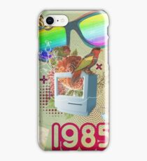 Retro Collection  -- 1985 iPhone Case/Skin