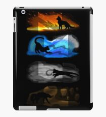 Warrior Cats: Four Elements, Four Clans iPad Case/Skin