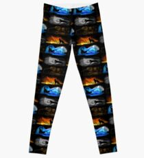 Warrior Cats: Four Elements, Four Clans Leggings