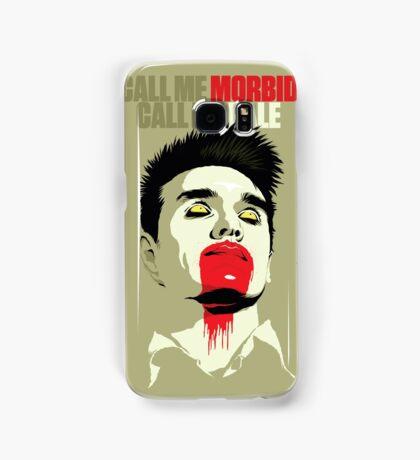 Call Me Morbid Samsung Galaxy Case/Skin