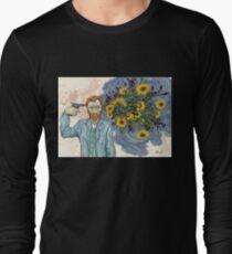 Camiseta de manga larga Vinnie Van
