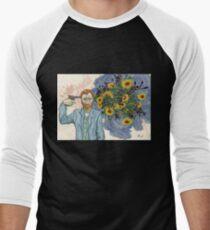 Vinnie Van  Men's Baseball ¾ T-Shirt