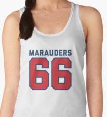 Marauders 66 Grey Jersey Women's Tank Top