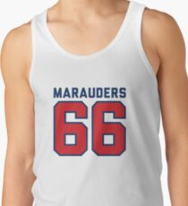 Marauders 66 Grey Jersey Tank Top