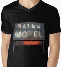 Bates Motel Men's V-Neck T-Shirt
