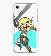 Smite - To the skies (Chibi) ver.2 iPhone Case/Skin