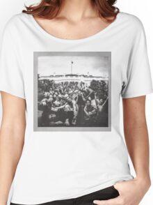 Kendrick Lamar - To Pimp A Butterfly Album Cover Art Women's Relaxed Fit T-Shirt