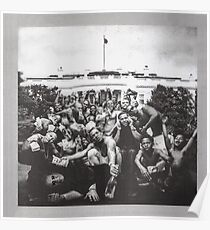 Kendrick Lamar - To Pimp A Butterfly Album Cover Art Poster