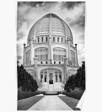 Bahá'í House of Worship Poster