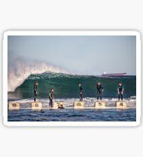 King Tide Sticker