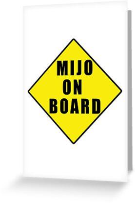 Mijo On Board