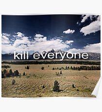 Kill Everyone Poster