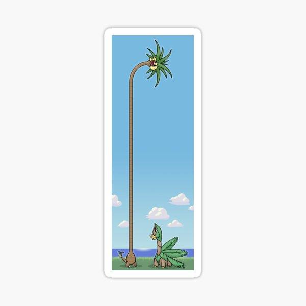 Tropius Sticker and Magnet