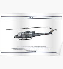 Bell 212 Colombia 2 Poster