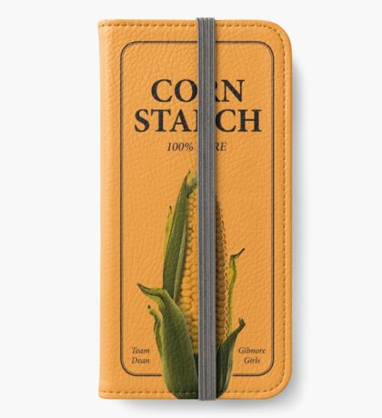 Rory's Corn Starch iPhone Wallet