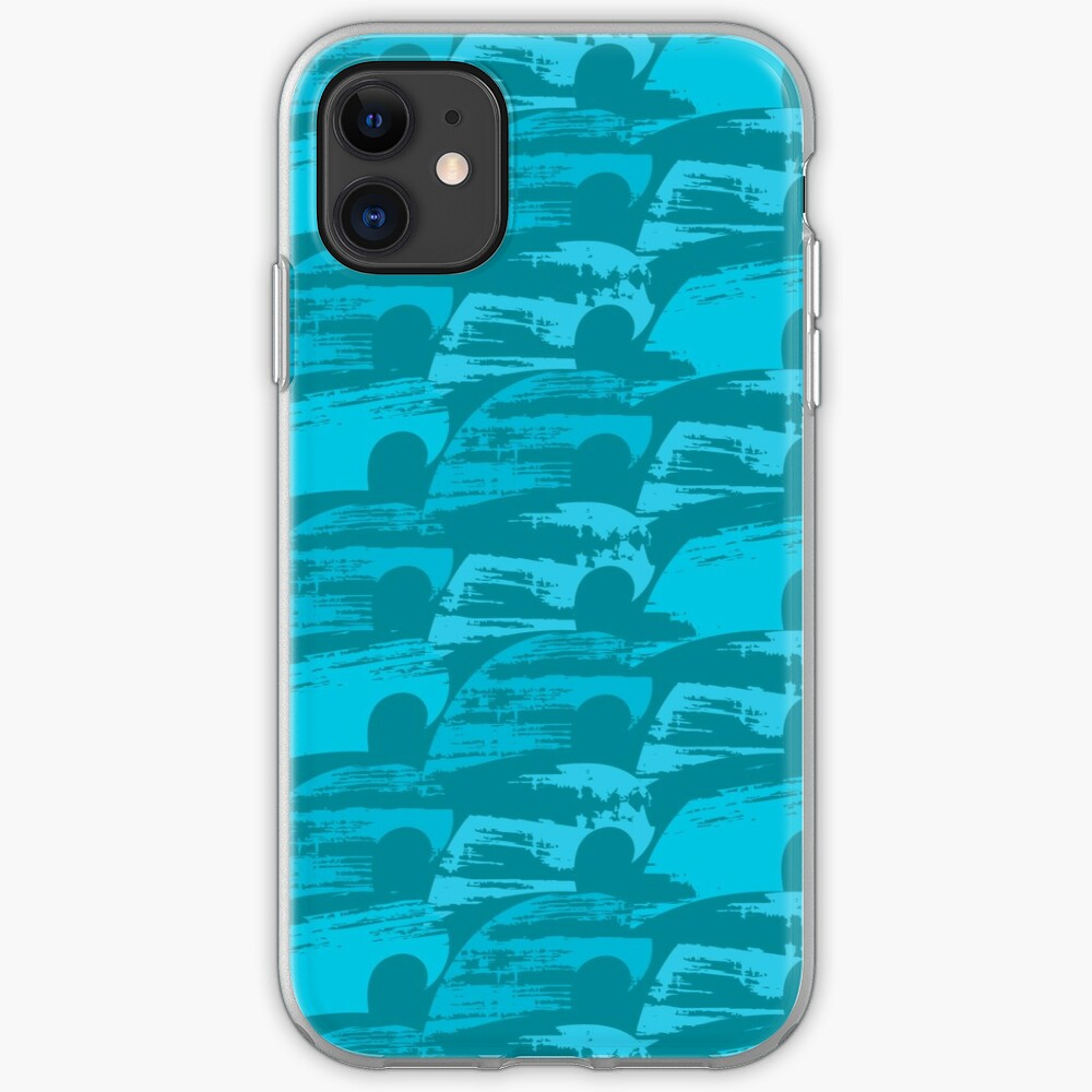 Wave Pattern iPhone Case & Cover
