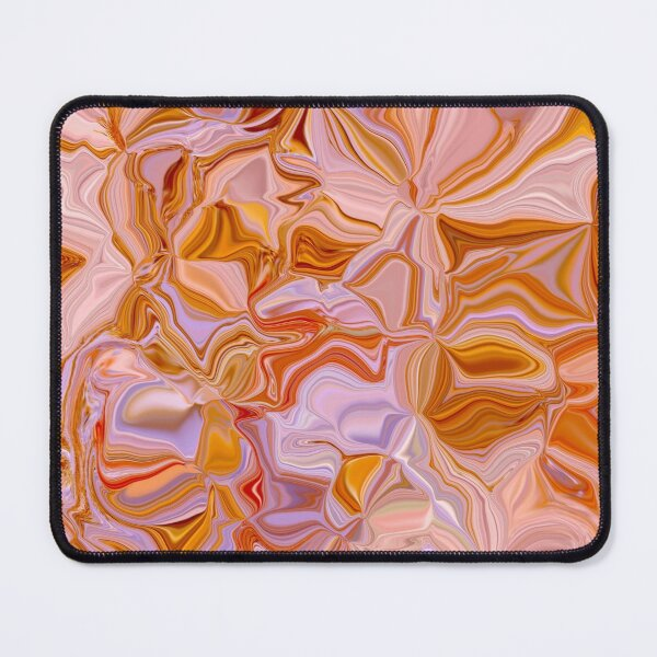 Bright and beautiful soft designs  Mouse Pad
