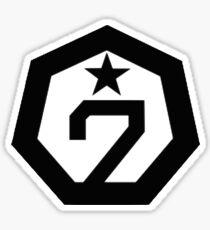 GOT7 - Logo Sticker